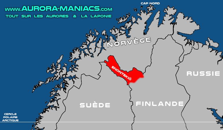 Territoire d'Enontekiö (Finlande)