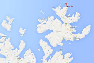 Cap Nord - Ile de Magerøya