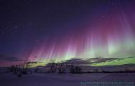 Nuit du 17 mars 2015 - La plus importante activité solaire depuis 10 ans