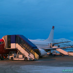 Aeroport d'Alta, Norvege