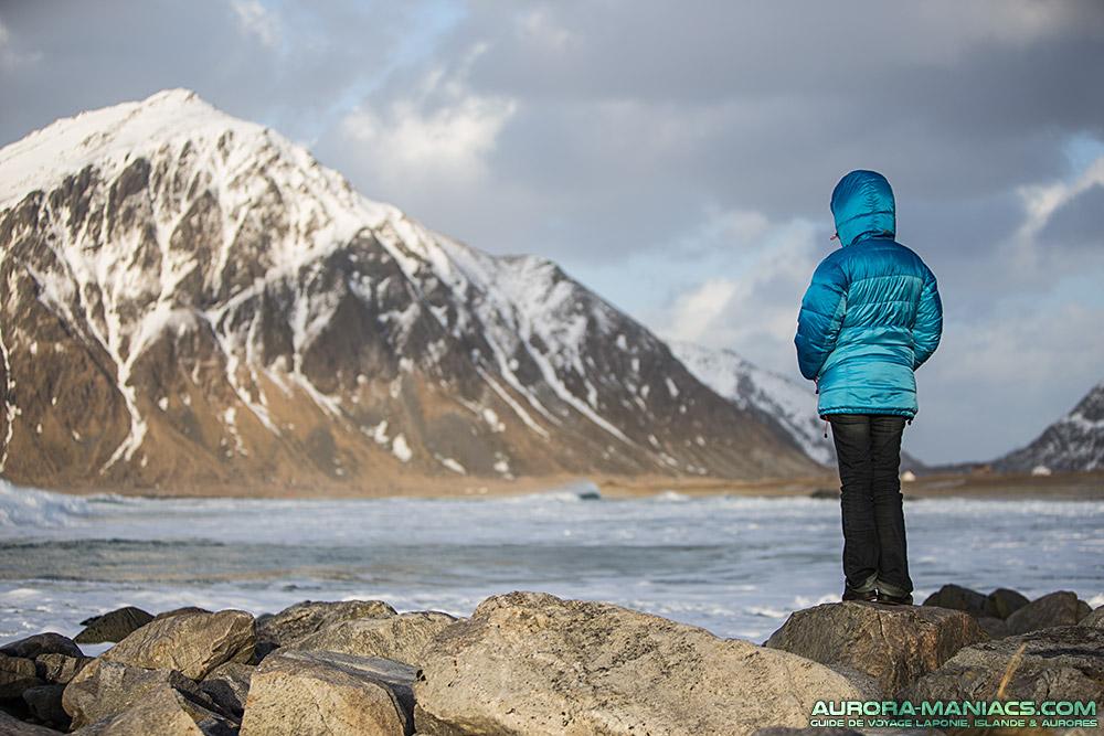 Comment s'habiller face au froid polaire | Aurora Maniacs