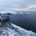 Cap Nord - 300 mètres de falaise