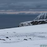 Cap Nord - Vue vers l'est
