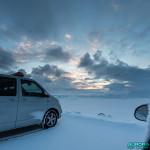 Cap Nord - Le soleil se lève sur Cap Nord (31 janvier)