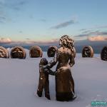 Cap Nord - Monument à voir, à 100 mètres du parking