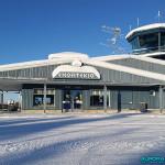 Aéroport d'Enontekiö, Finlande - Laponie