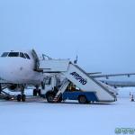 Aéroport d'Ivalo, Finlande - Laponie