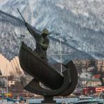 Centre ville de Tromso