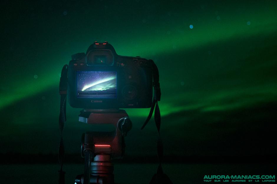 Comment photographier des aurores boreales ?
