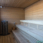 Sauna en Suède
