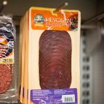 Laponie charcuterie viande de renne