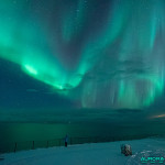 North Cape Northern Lights