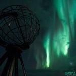 Northern Lights North Cape