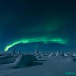 Séjour en Finlande sous les aurores