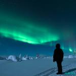 Séjour chasse aurores boréales