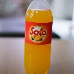 Solo, soda à l'orange