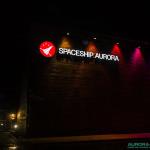 Centre Spaceship Aurora, Iles Lofoten