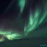 Voyage aurores en Norvege