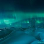 Voyage aurore boréale Finlande