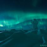 Voyage aurore boréale Laponie