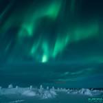 Voyage aurores boréales en Laponie