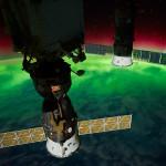 Aurores polaires vues depuis l'espace - 2011.09.17 - NASA
