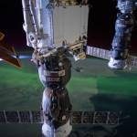 Aurores polaires depuis l'espace - 2012.03.07 - NASA