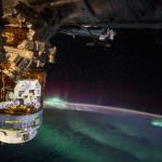 Aurores polaires vues depuis l'espace 2015.08.24 - © NASA