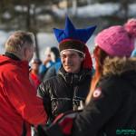 Course de renne, Hetta, Enontekio (Finlande)