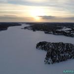 Lac d'Hetta, Enontekio (Finlande)