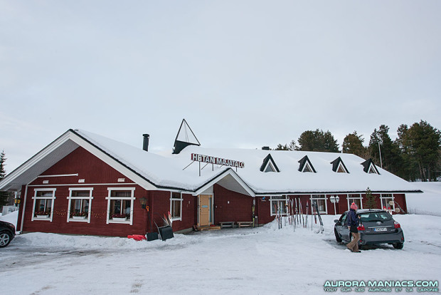 Hôtel Hetan Majatalo à Hetta, Enontekio, Finlande
