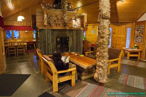 Hôtel Hetan Majatalo à Hetta, Enontekio (Finlande)