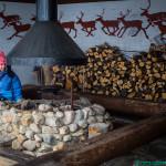 Kota au Fell Lapland Nature Center, Hetta, Enontekio (Finlande)