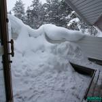 Pour vous rouler dans la neige, sauna, hôtel Hetan Majatalo à Hetta, Enontekio (Finlande)