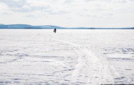 Découvrez les photos d'aurores et de Laponie de Maud Bocquillod