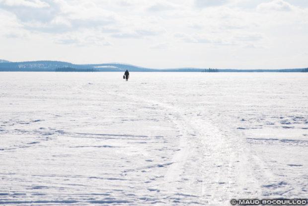 Laponie 2016 par Maud Bocquillod