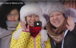 VIDEO - La ville de Kiruna est en cours de déménagement depuis plus de 10 ans