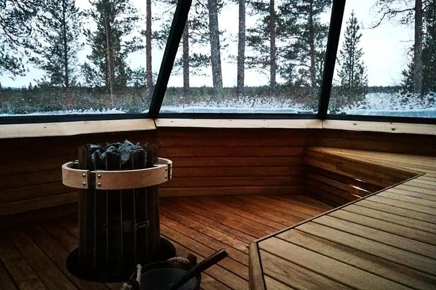 sauna finlande
