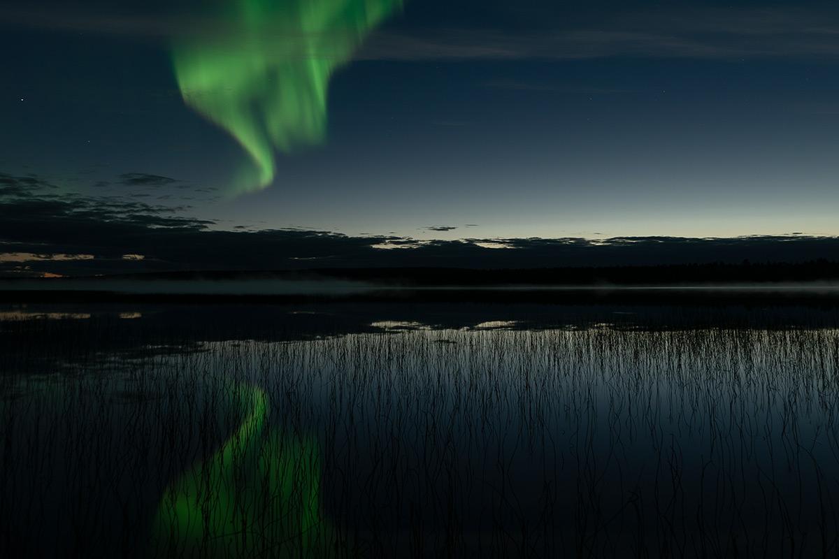 Ca y est, il est de nouveau possible de voir des aurores boréales !
