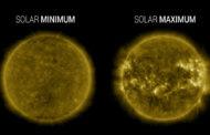 Le 25e cycle solaire a officiellement démarré